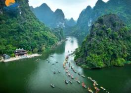 Tour du lịch Hà Nội – Bái Đính – Tràng An (1N)