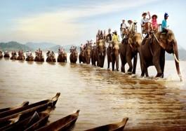 Hà Nội – Đông Hà – KonTum – Pleiku – Buôn Mê Thuột – Quy Nhơn – Huế – Hà Nội