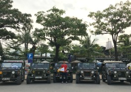 Tour khám phá Hà Giang bằng xe Jeep