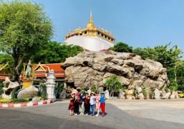Hà Nội – Bangkok – Pattaya – Hà Nội
