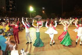 Trải nghiệm không thể bỏ qua tại Carnaval đường phố DIFF 2019